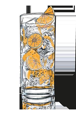 Kornfetti Orange